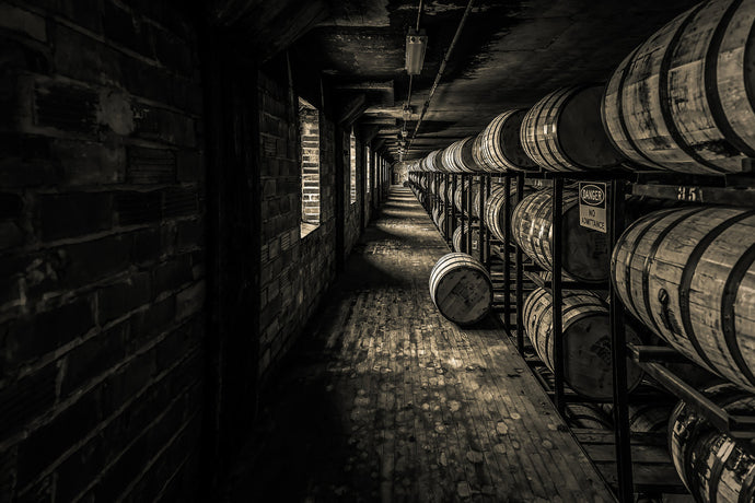A brief timeline and history of how whiskey came to be