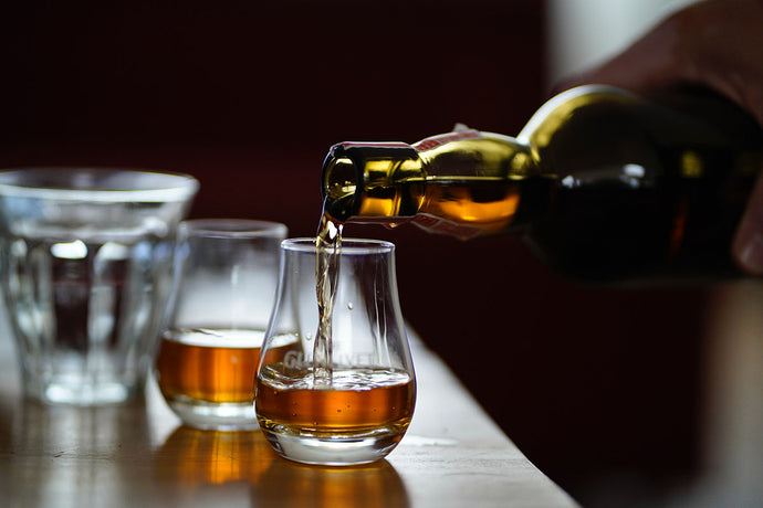 The complete guide to whiskey glasses