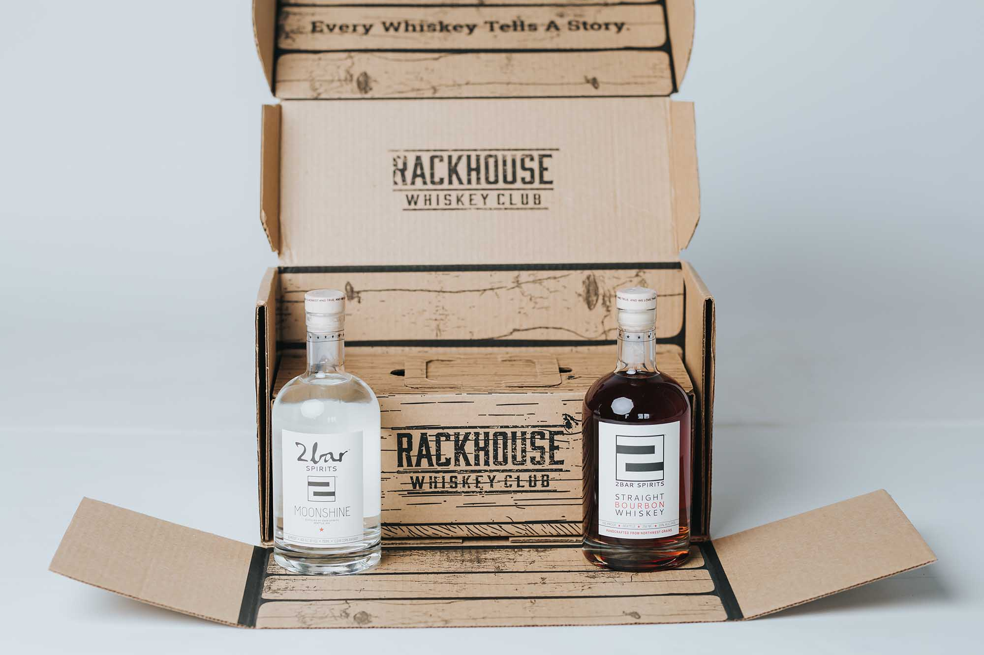 RackHouse Whiskey Club featuring 2Bar Spirits