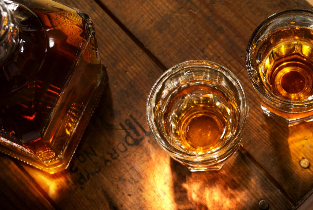 5 rules to live by for drinking bourbon properly