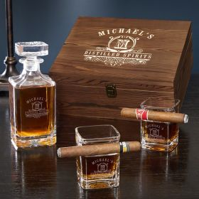 Father's Day whiskey gift