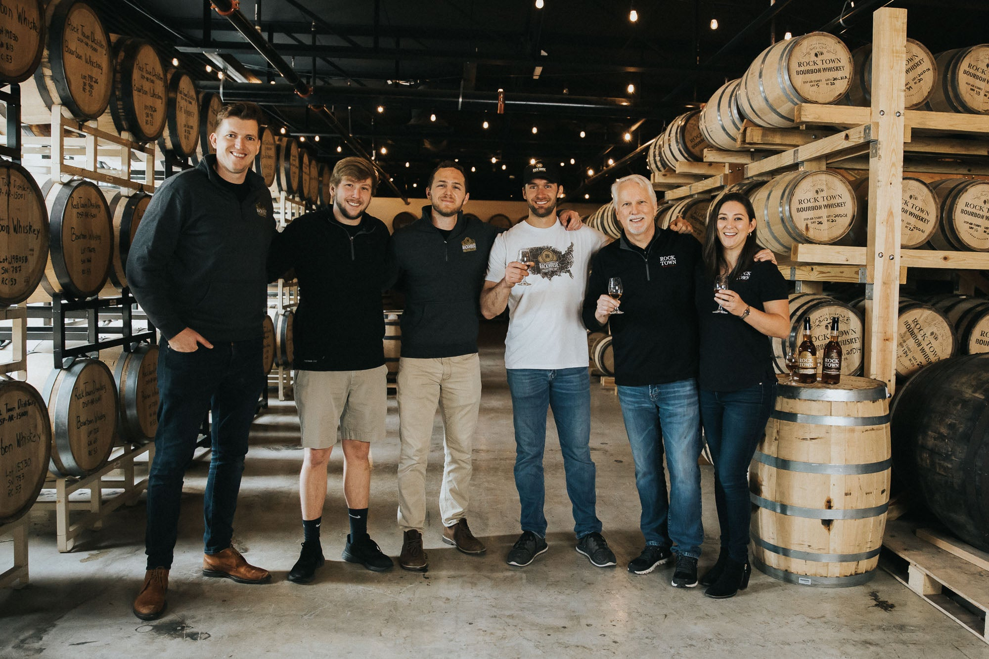 RackHouse WHiskey Club features Rock Town Distillery
