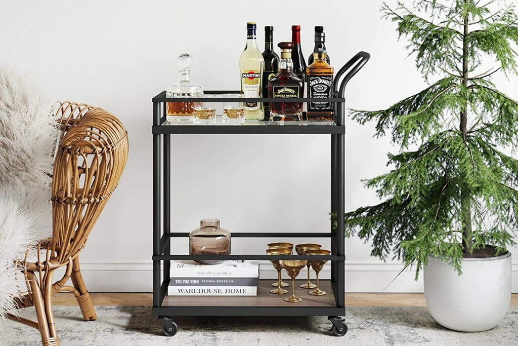 The 5 best bar carts for your home bar