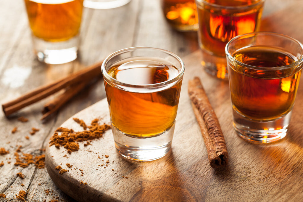 How to make your own cinnamon whiskey at home