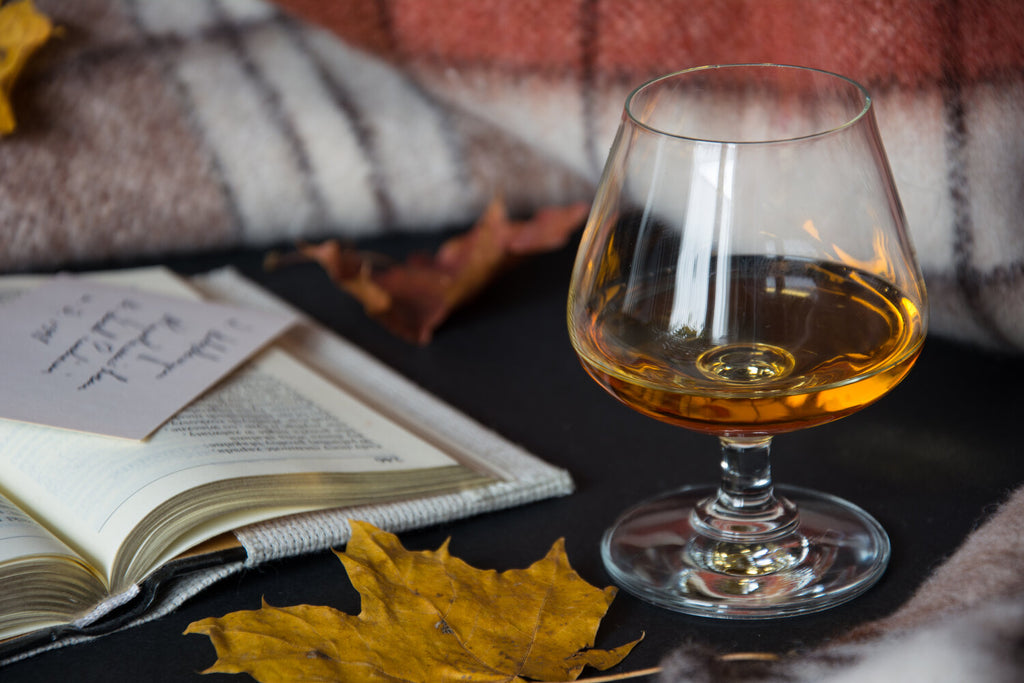 6 new whiskey books for fall reading