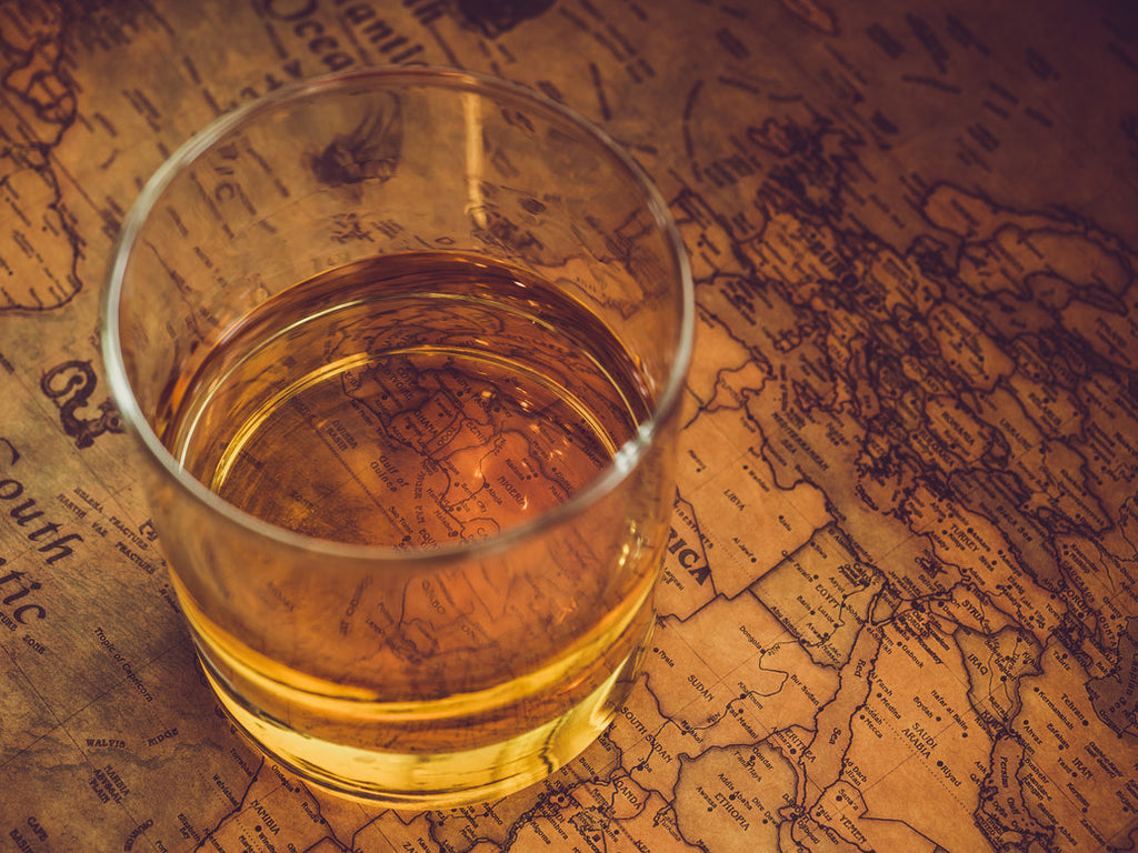 The surprising U.S. states that drink the most spirits