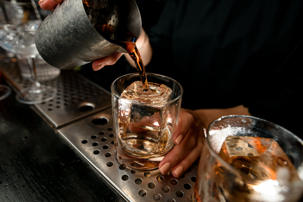 The 5 states that love American whiskey the most