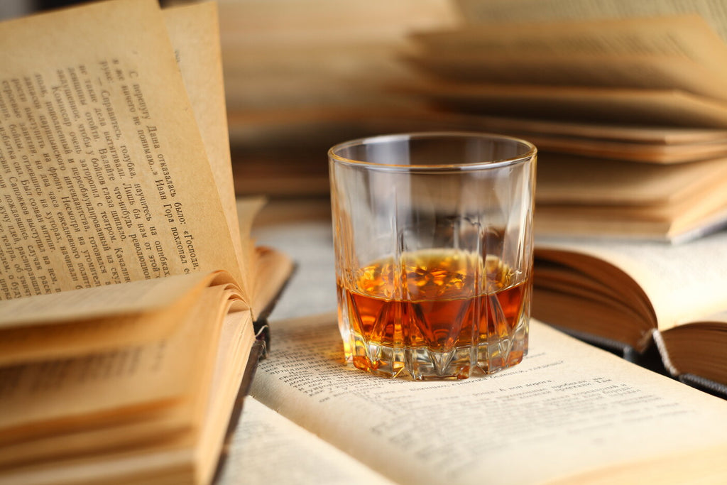 10 of the best books for whiskey lovers