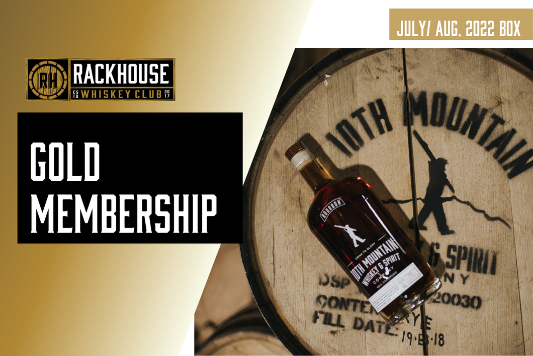 Gold Membership | One bottle every two months