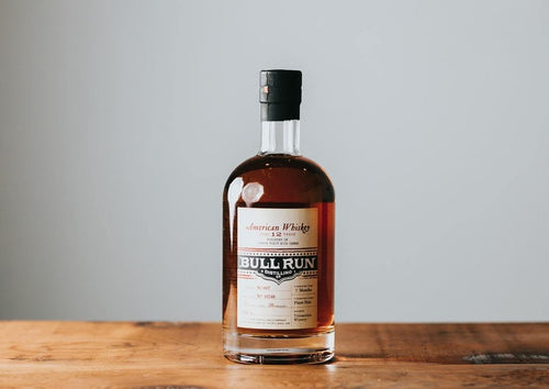 American Whiskey | Bull Run Distillery -  RackHouse Whiskey Club