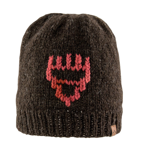 Nlaka'pamux Grizzly Print Hat