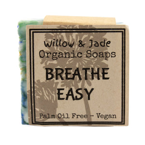 Willow & Jade Organics Vegan Soap Bar Breath Easy
