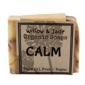Willow & Jade Organics Vegan Soap Bar Calm