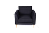 Narvik Arm Chair - Midnight