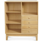 Cabinet with Drawers - Oak