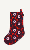 Marimekko Mini Unikko Christmas Stocking
