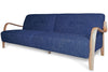 Beech Sofa 3 Seater - Sea Wash