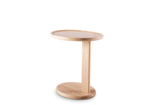 Forma Side Table - Elm Nat