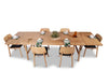 Arna Dining Table - Oiled Oak