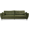 Halmstad Sofa 3 Seat - Forest Green