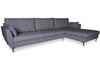 Halmstad Sofa Combination Left Chaise - Peppercorn