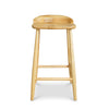 Vara 02 Bar Stool - Ash Oiled