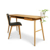 Arna Writers Desk - Oak Oiled
