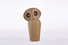 ArchitectMade Paul Anker Hansen Owl Large - Natural Oak