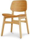 Vara 03 Dining Chair - Tan