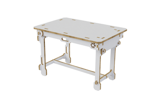 Foldable Table DXF file