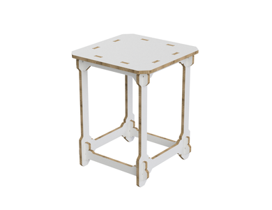 Stool DXF file