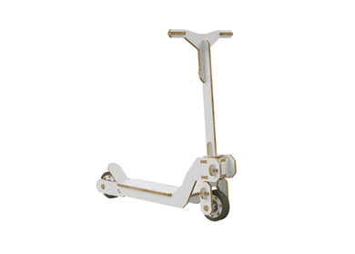 Scooter DXF file