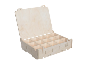 Sortable Storage Box DXF file