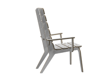 Load image into Gallery viewer, Lounge chair (with armrest) DXF file