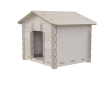 Load image into Gallery viewer, Dog house DXF file