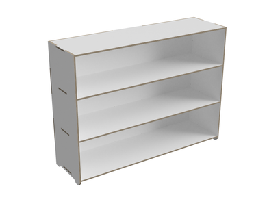 Mointessori shelf (large) DXF file