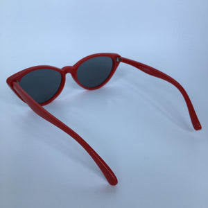 Iris sunglasses in red/black