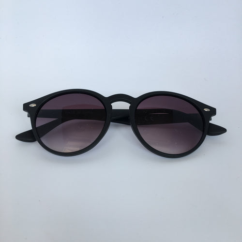 Riley sunglasses in matte black