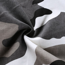 Load image into Gallery viewer, Harley zip front camo skirt in grey