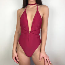 Load image into Gallery viewer, Scarlett multiway swimsuit in red