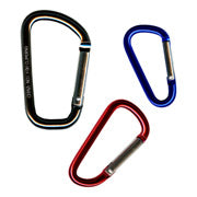 Parachute Cord Suvival Accessory Carabiners