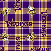 Fleece Minnesota Vikings