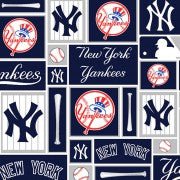MLB Yankees Patch