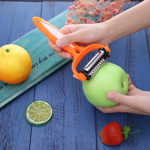 Multifunctional Vegetable Peeler
