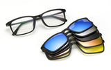 5 In 1 Optical Prescription Sunglasses