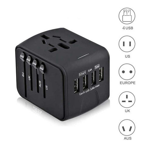 Travel Universal Adapter