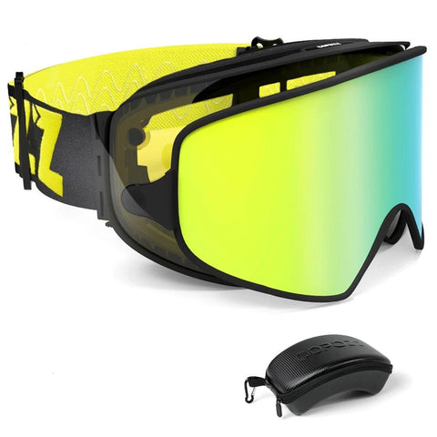 COPOZZ DUAL USE SNOW GOGGLES - DAY & NIGHT