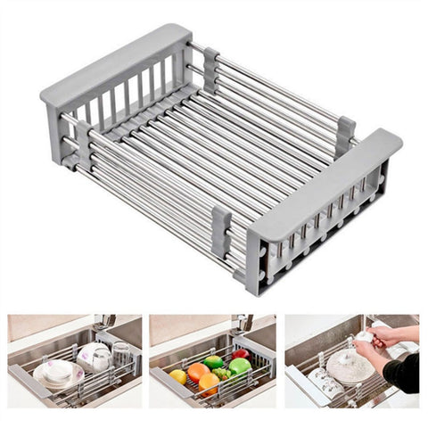 Telescopic Drain Basket