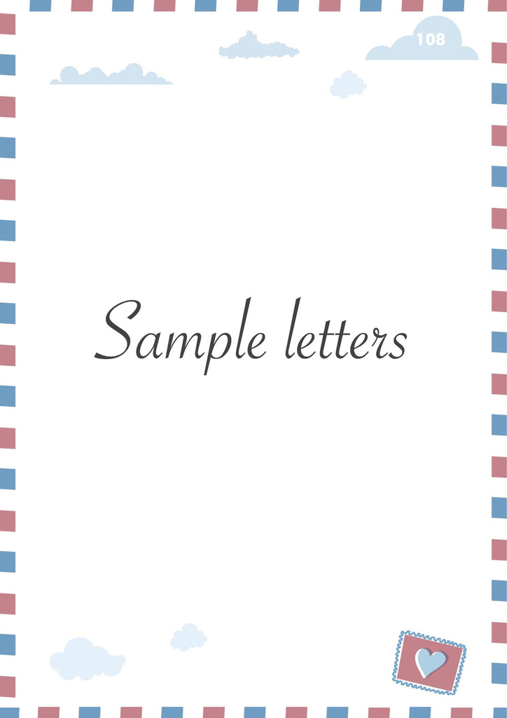 Fan Letter Recipes (How to write fan mail in Korean) - My Korean Store