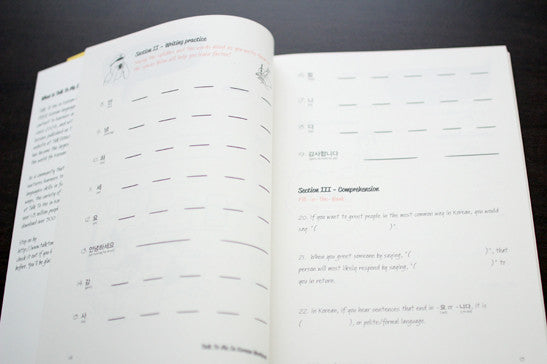 TTMIK Level 1 Workbook ($12)